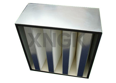 99,99% HV Hepa H14 Filter Fiberglass Media, Air Filtration System House Hepa Filter