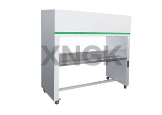 Potable Laminar Flow Hoods Aplikasi Farmasi HEPA Filter 99.99 Efisiensi
