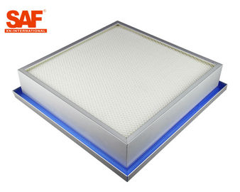 Liquid Tank Silicon Sealed Cleanroom HEPA Filter Hospital Dan Penggunaan Industri Makanan